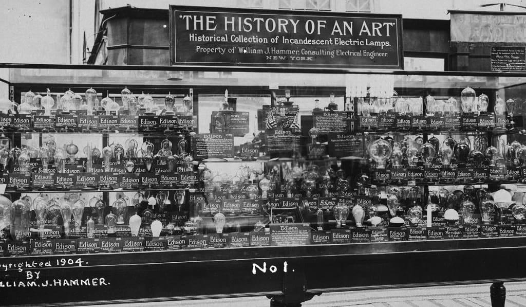 light bulb history